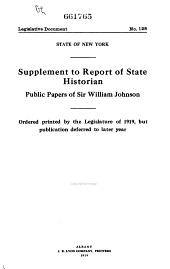 Legislative Document: Volume 47