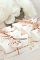 The Wedding Favors Journal