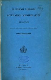 Saturarum Menippearum reliquiae