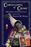 Cornucopia of Crime PDF