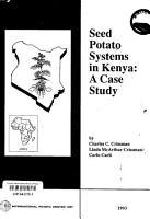 Seed potato systems in Kenya PDF