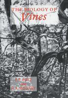 The Biology of Vines PDF