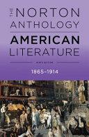 The Norton Anthology of American Literature PDF