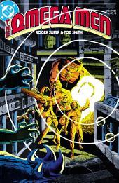 The Omega Men (1983-) #10