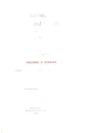 Orations, Addresses and Speeches of Chauncey M. Depew: Volume 5