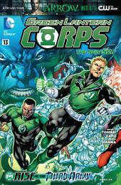 Green Lantern Corps (2011-) #13