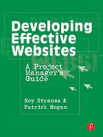 Developing Effective Websites