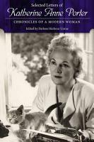 Selected Letters of Katherine Anne Porter PDF