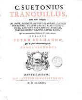 C. Suetonius Tranquillus: Tomus secundus, Volume 2
