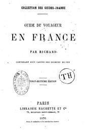 Guide du voyageur en France