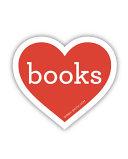 Heart Books  Sticker  Book