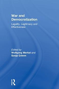War and Democratization PDF