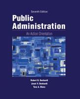 Public Administration  An Action Orientation PDF