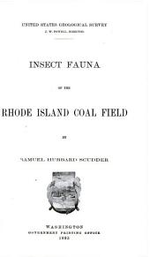 Insect fauna of the Rhode Island coal field
