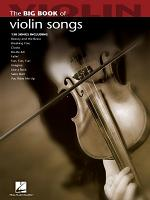 Big Book of Violin Songs  Songbook  PDF