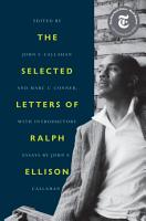 The Selected Letters of Ralph Ellison PDF
