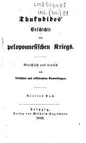 Thukydides' Geschichte des peloponnesischen Kriegs: 4