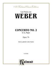Clarinet Concerto No. 2 in E-Flat Major, Op. 74: B-Flat Clarinet Solo with Piano