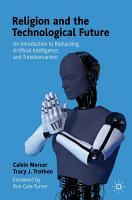 Religion and the Technological Future PDF