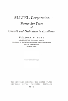 ALLTEL Corporation PDF