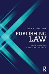 Publishing Law: Edition 5