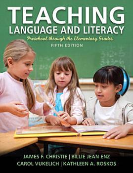 Teaching Language and Literacy PDF