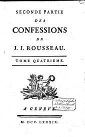 Collection complette des œuvres de J. J. Rousseau, citoyen de Genève: Volume13