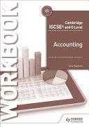 Cambridge IGCSE and O Level Accounting Workbook PDF