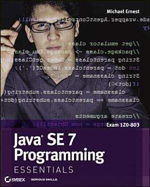 Java SE 7 Programming Essentials PDF