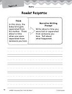 Are You My Mother? Reader Response Writing Prompts