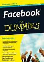 Facebook f  r Dummies PDF