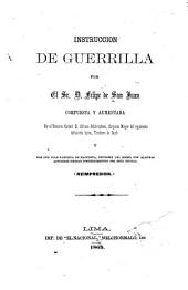 Instruccion de guerrilla