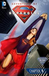 The Adventures of Supergirl (2016-) #1