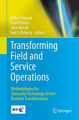 Transforming Field and Service Operations