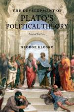 The Development of Plato's Political Theory