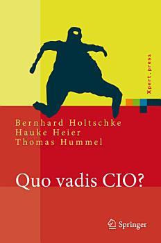 Quo vadis CIO  PDF