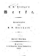 C.A. Tiedge's werke: Bände 2-3