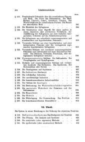 System der Logik und Geschichte der logischer Lehren
