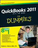QuickBooks 2011 All in One For Dummies