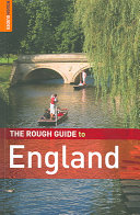The Rough Guide To England Book PDF