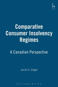 Comparative Consumer Insolvency Regimes PDF
