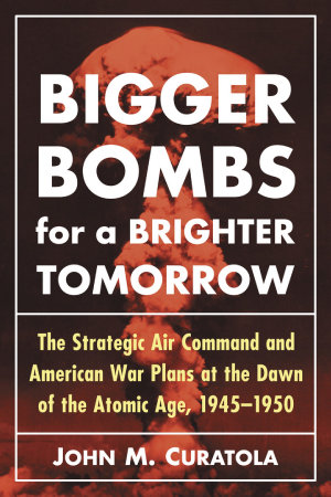 Bigger Bombs for a Brighter Tomorrow PDF
