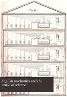 English Mechanics and the World of Science PDF