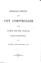 Annual Reports of the City Officers and City Boards of the City of Saint Paul ...