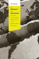 The Primacy of the Political PDF