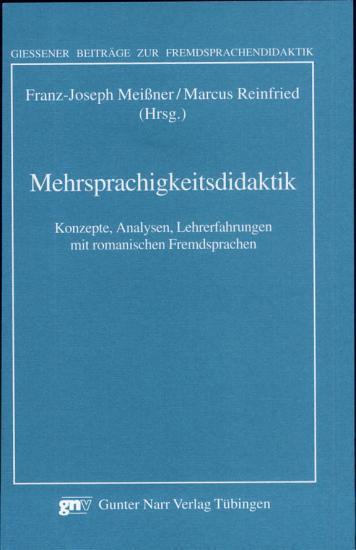 Mehrsprachigkeitsdidaktik PDF