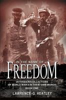 In the Name of Freedom PDF
