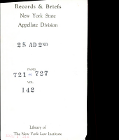 New York State Appellate Division