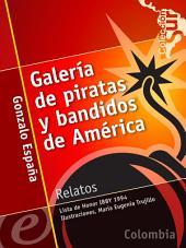 Galería de piratas y bandidos de América