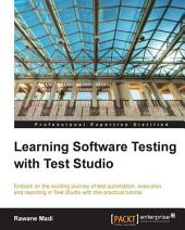 Learning Software Testing with Test Studio